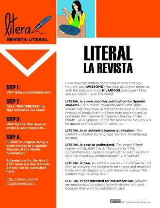 Revista Literal 2017.10-1